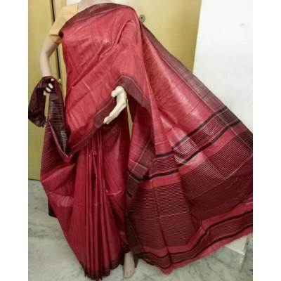 Ghicha Silk handloom Saree