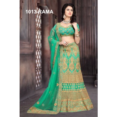 Wedding lehenga choli by Vins4u.com