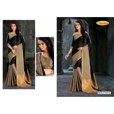 ST Namo Brand Pure Cotton Silk Saree