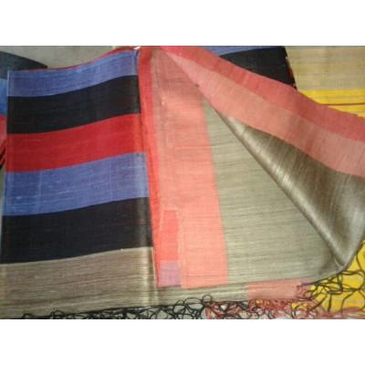 Dupion Silk handloom Saree