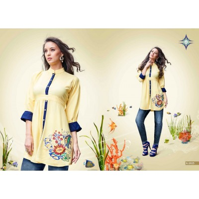 Designer Kurti  Ready Made
