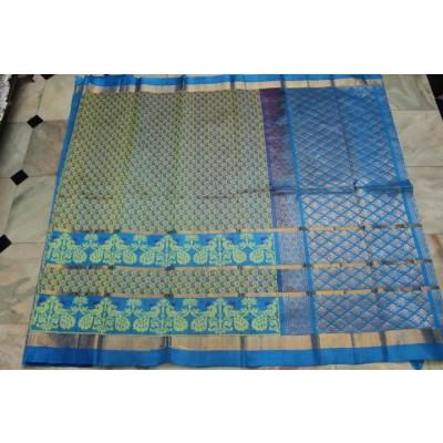 Kuppadam Silk - Silk Sarees - Saree - Women