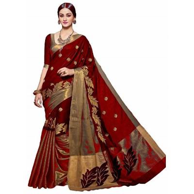 Saree Cotton Silk