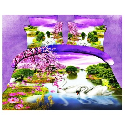 Bed Sheet Jungle Collection
