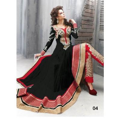 Stylist Designer Anarkali Salwar Suits