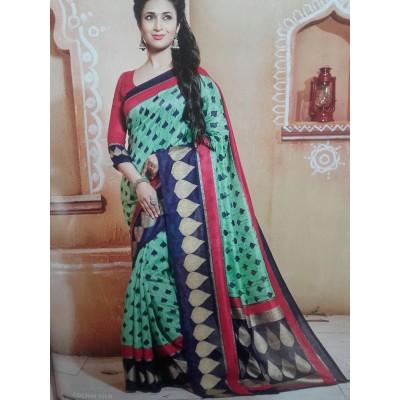 Tussar Silk Sarees by Vins4u.com