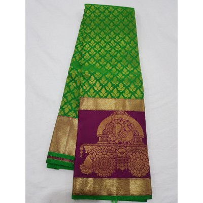 Wedding Collections Kanchipuram Silk - Silk Sarees - Saree - Women