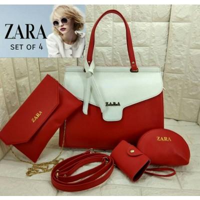Ladies Bag Combo Zara Square