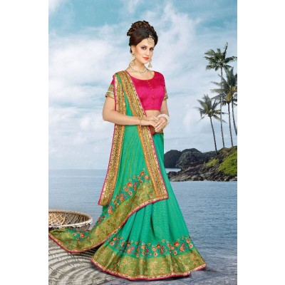 Bridal  Wear saree