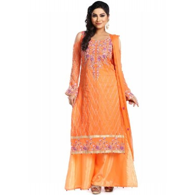 Semi Stitched,Summer Special Stylish Gorgeous Suit Collection