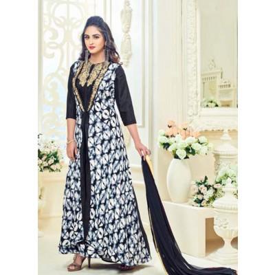Salwar suit Semi Stitched